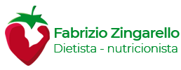 Fabrizio Zingarello Dietista – Nutricionista Logo
